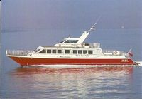 Red Funnel Red Jet High speed catamarans
