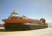 AP1-88 Hovercraft Perseverance operated by Hovertravel