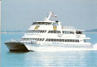 Our Lady Pamala High Speed Catamaran