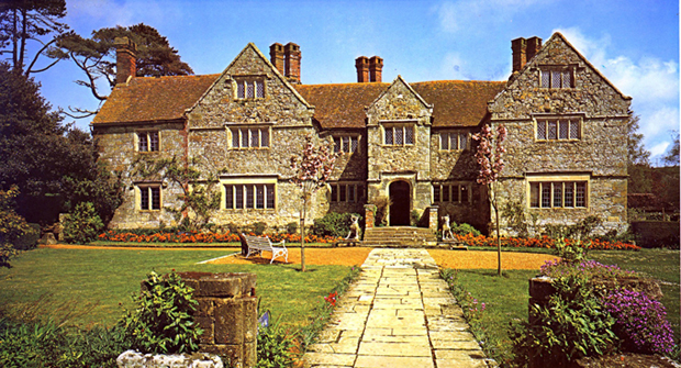 Picture of Arreton Manor c1985
