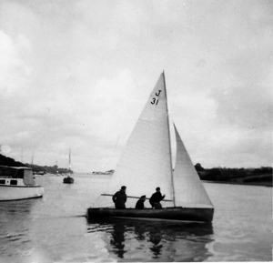 Fig 8: Jolly boat