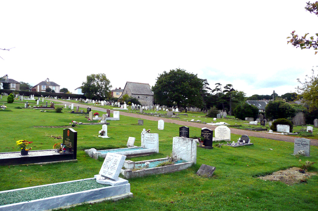 Picture of Binstead Cemetary
