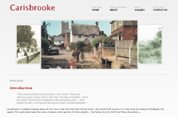 Carisbrooke in Times Past
