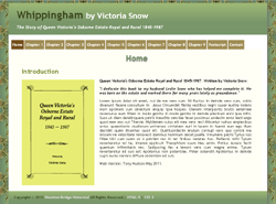 Whippingham: by Victoria Snow