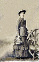 Picture of Great granny Louisa (Lacey) Butt