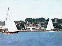 Royal Yacht Squadron, Cowes