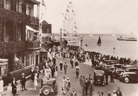 The Parade, Cowes. c1930