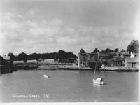 Lakeside and the Mill circa 1950