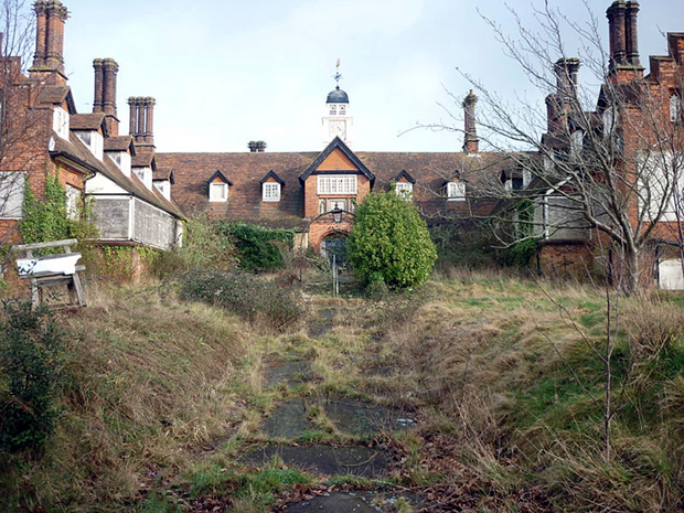 Picture of Frank James Hospital in 2011