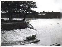 Ferry slipway at Fishbourne
