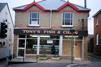 Tony's Fish & Chip Shop