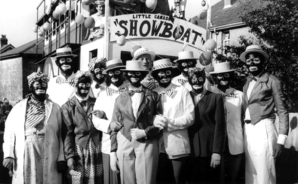 Picture of Showboat Carnival Float 1959
