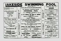 Lakeside opening 13 Aug 1938 [County Press]