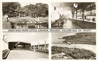 Views of Little Canada circa 1960