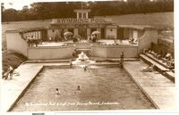 Lakeside Swimming Pool circa 1960