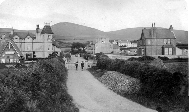 Picture of Kirkmichael,Isle of Man
