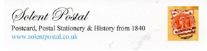 Advertisement for Solent Postal