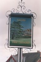 The Cedars sign 2006