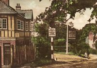 Fishbourne Inn circa 1945