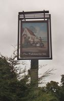 Fishbourne Inn sign