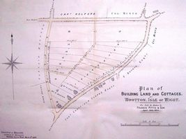 Sale of land in Station Road 1894