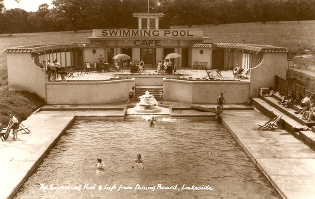 Picture of Lakeside Swimming Pool
