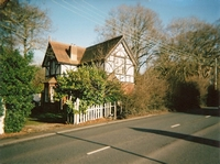 South Lodge. 2008 (was part of Westwood House)