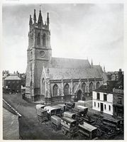 Parish Church of St Thomas circa 1900