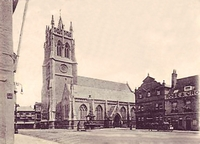 Newport Parish Church c1910