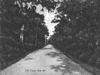 The Copse, New Road circa 1930