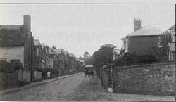 High Street from corner of New Road circa 1920