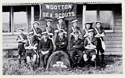 Wootton Sea Scouts 1916