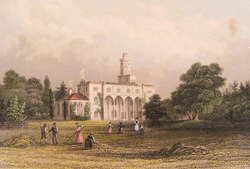 View of Fernhill House circ 1830
