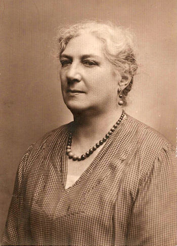 Picture of Mrs Ivy Mitchison (nee Denison)