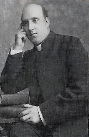 Picture of Rev. M. Atkinson 1865 - 1937
