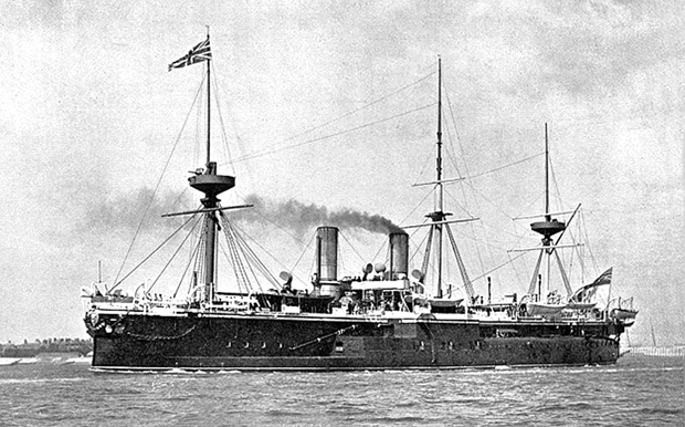 Picture of HMS Alexandra