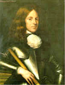 Picture of 2nd. Lord Culpeper 1635-1689
