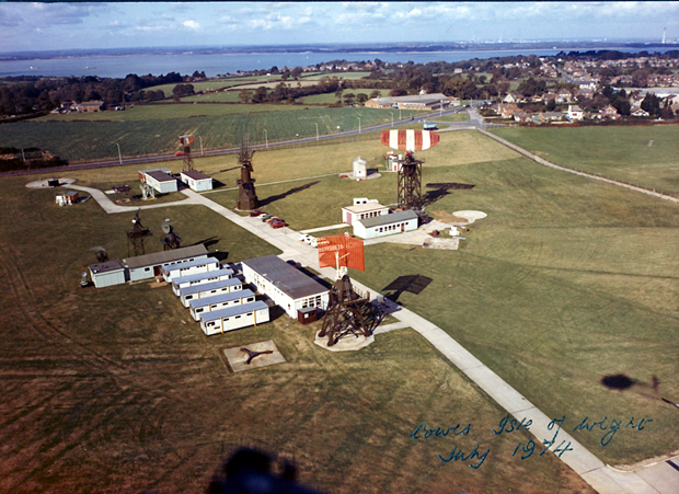 Picture of Picture of Plessey site 1974