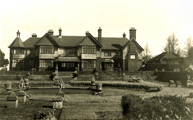 Picture of Westwood House 1910
