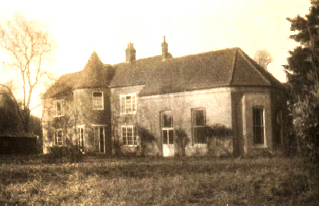 Picture of Wootton Lodge and Gilwill c.1920