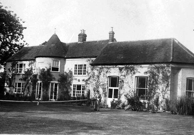 Picture of Gilwell, Dr. Kennedy's house in Wootton