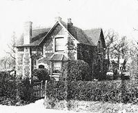 Cottage, Sea Copse Hill Estate c.1900