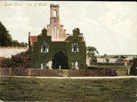 Quarr Abbey House circa 1909