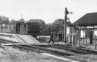 Havenstreet Station 1953