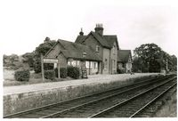 Whippingham Station circa 1953