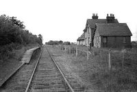 Whippingham Station Oct 1968