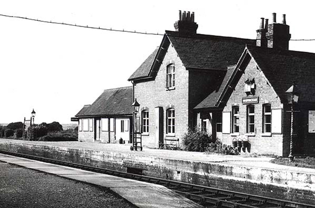 Picture of Whippingham Station 1953