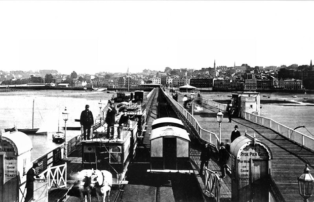 Picture of Ryde Pier Tram