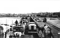 Ryde Horse Tramway 1880's, by permission of www.ryde.shalfleet.net