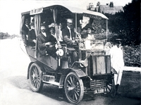 Ryde - Seaview bus service c1905